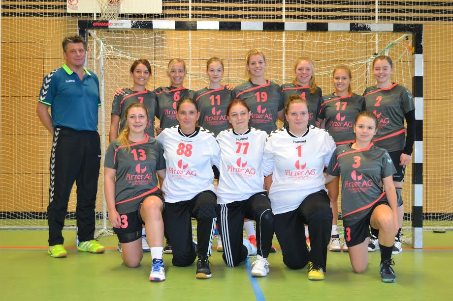 TV Erl.-Bruck - Damen @ Erlangen, Emmy-Noether-Halle