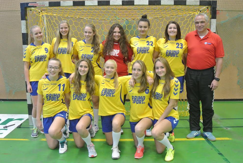 TSV Gaimersheim - wA-Jugend @ Gaimersheim, Edeka Ballsporthalle